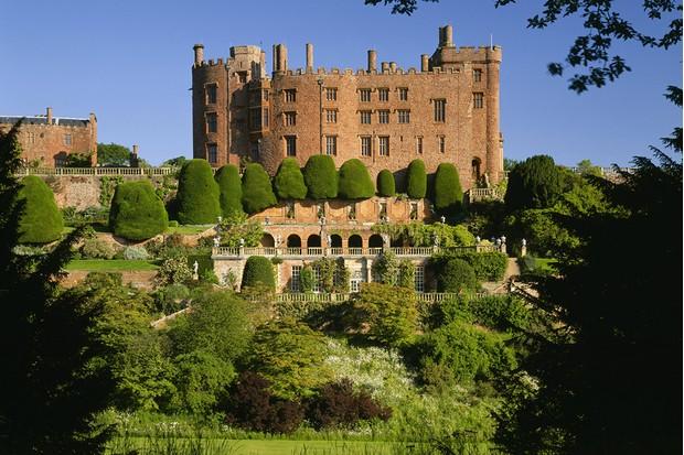 Powis Castle & Gardens