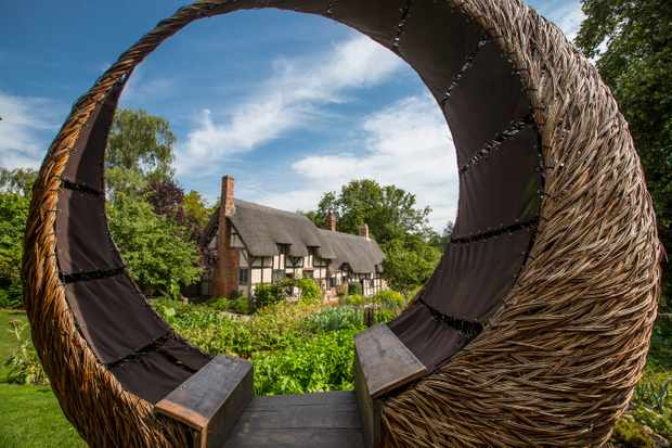 Shakespeare Birthplace Trust - Anne Hathaway's Cottage & Gardens