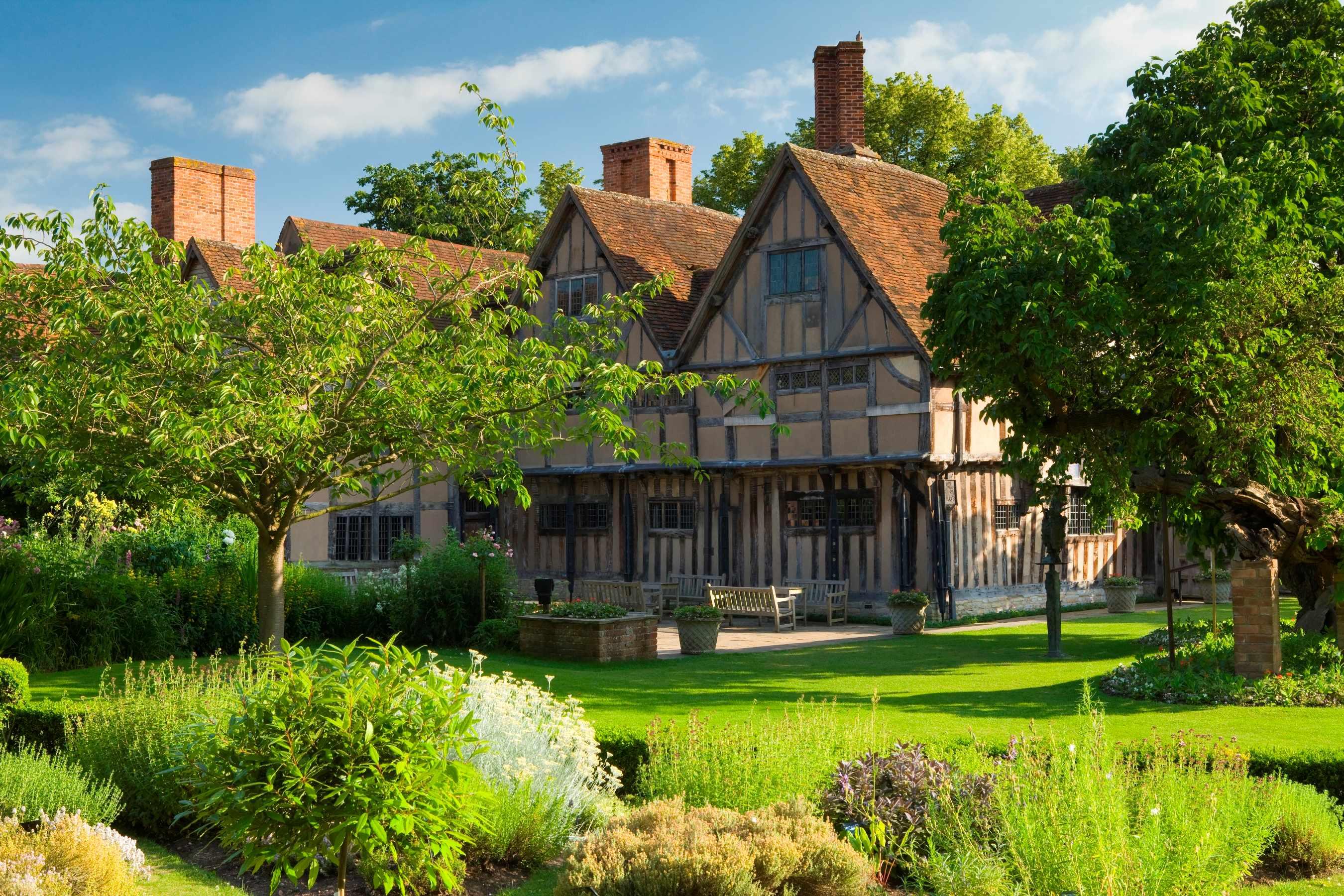 Shakespeare Birthplace Trust - Hall's Croft