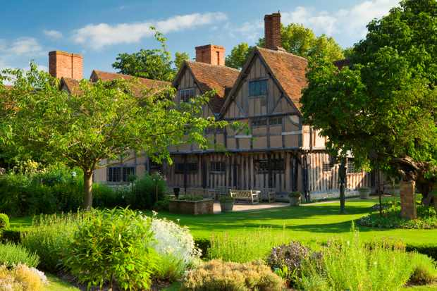 Shakespeare Birthplace Trust - Hall's Croft
