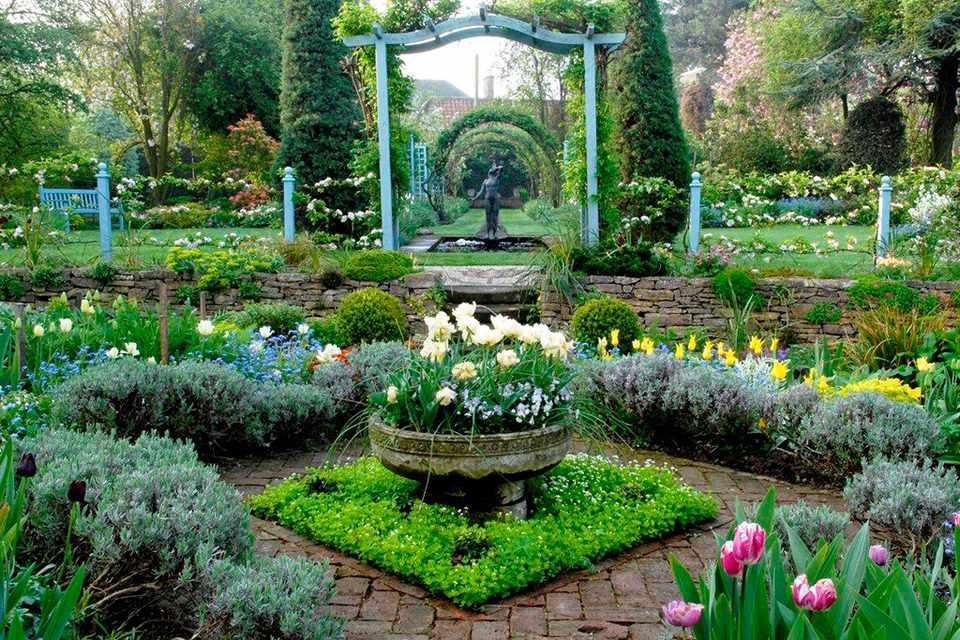 Shepherd House Garden