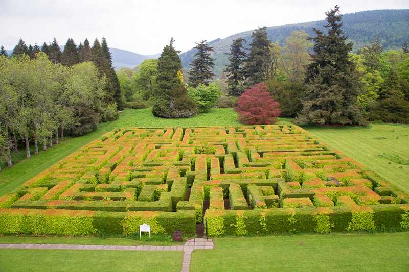Traquair House & Grounds