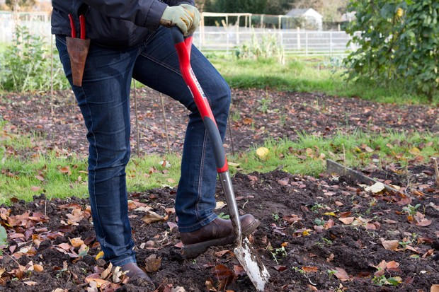 Reduce your carbon footprint - avoid digging