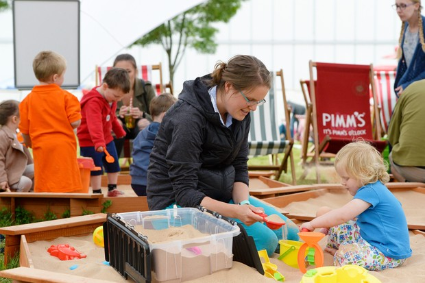 BBC Gardeners' World Live 2019 Family Weekend