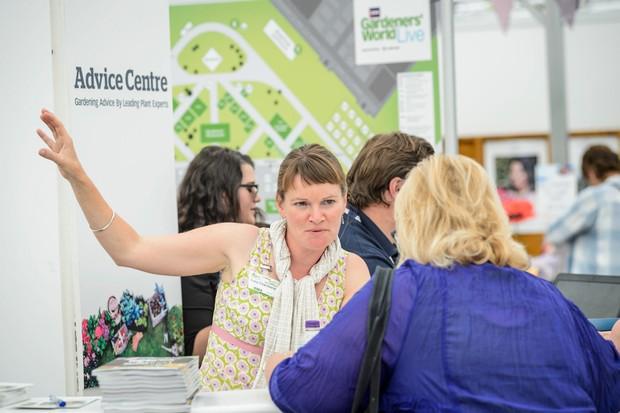 BBC Gardeners' World Live 2019 expert advice