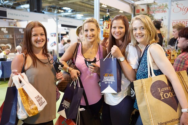 BBC Gardeners' World Live 2019 and the BBC Good Food Show
