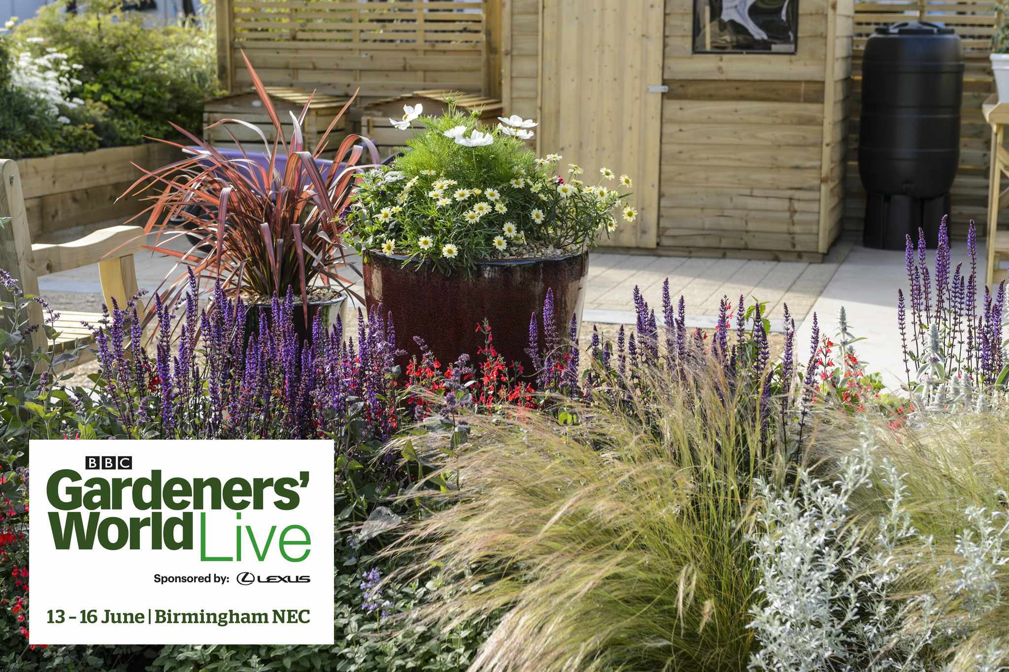 BBC Gardeners' World Live 2019