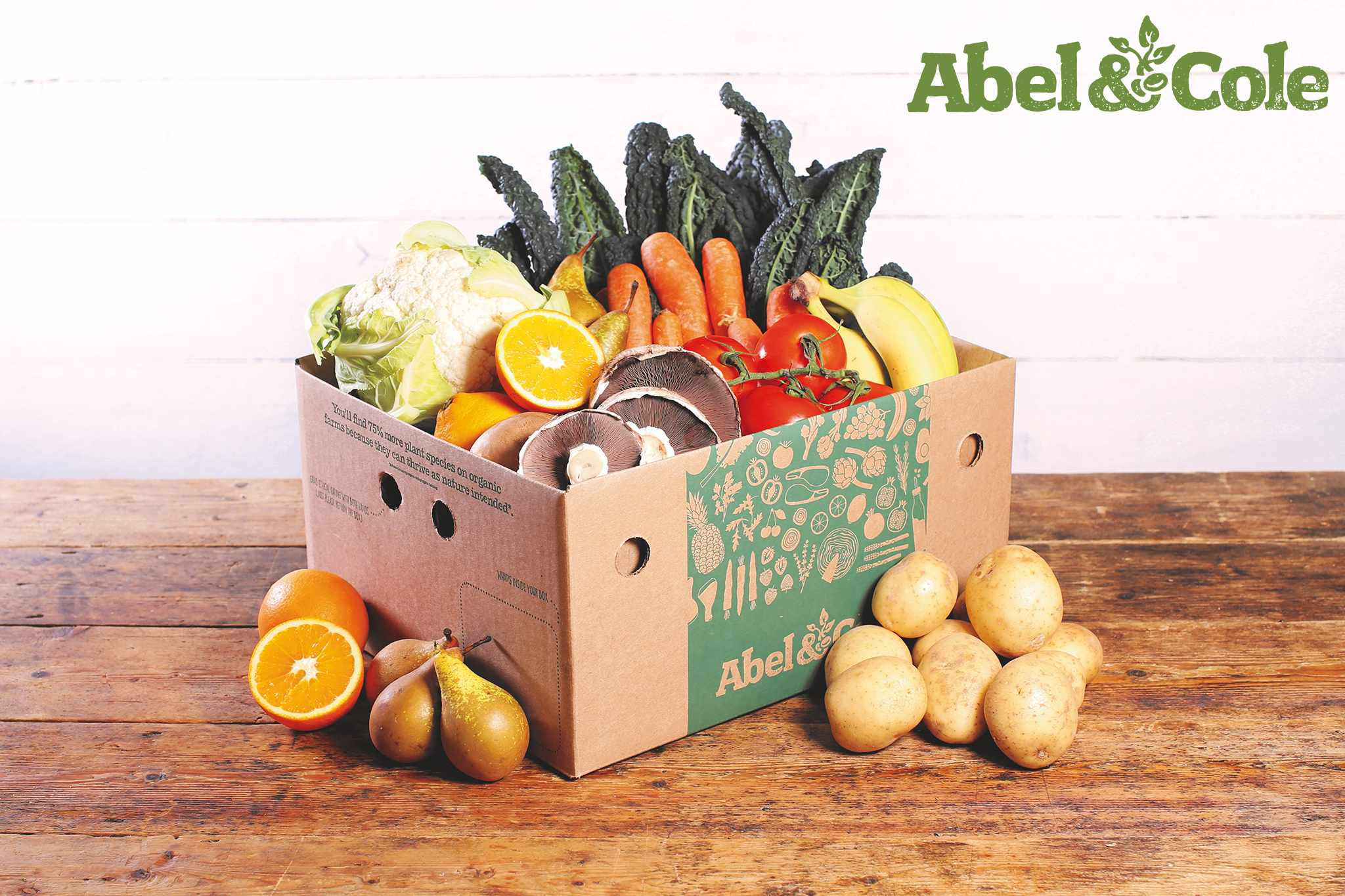 Fruit and Veg boxes from Abel & Cole