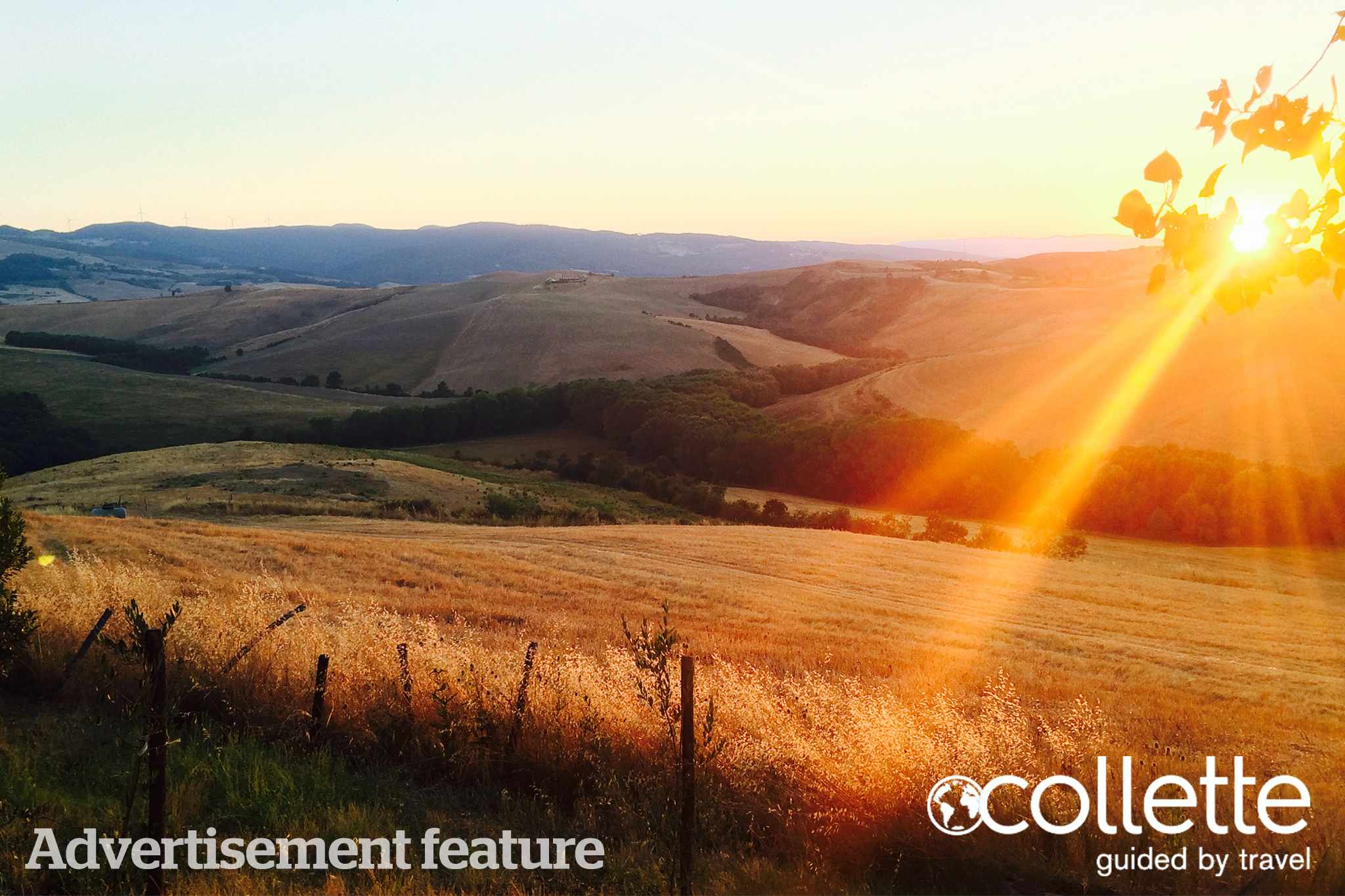 Italian countryside holiday from Collette