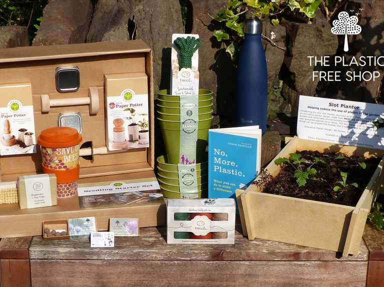 Win a plastic-free prize bundle for gardeners