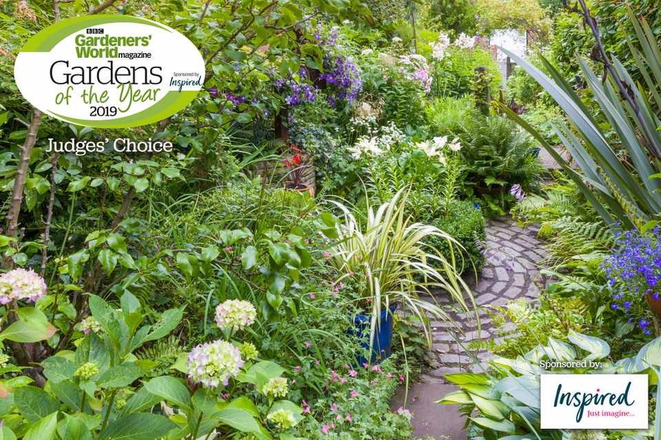Garden of the Year Competition 2019 - Judges' Choice: Frank Bowdler. BBC Gardeners' World Magazine