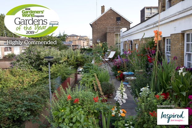 Garden of the Year Competition 2019 - Highly Commended: Richard Applegate. BBC Gardeners' World Magazine