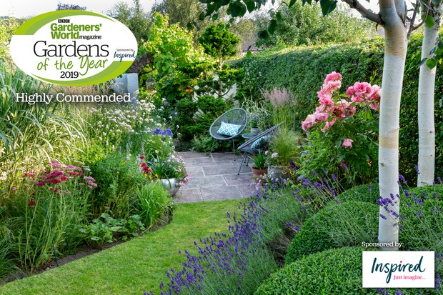 Garden of the Year Competition 2019 - Highly Commended: Simon Hall. BBC Gardeners' World Magazine