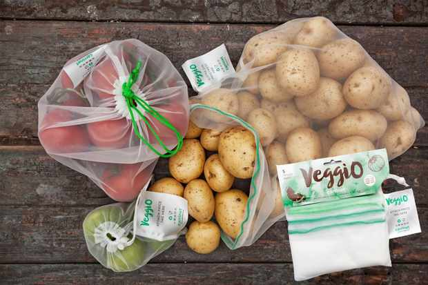 Veggio bags from 2tech