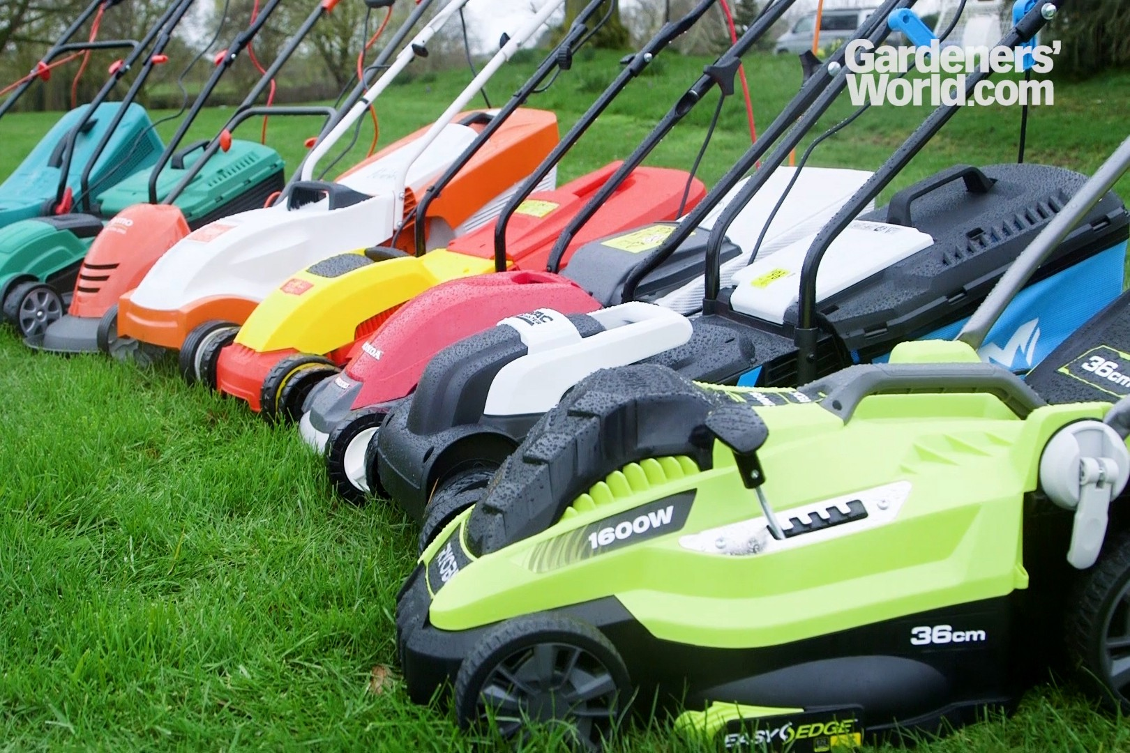 Budget lawn mowers - Buyer's Guide video