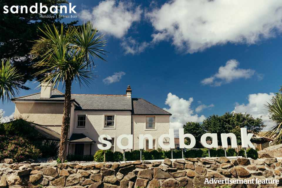 Win a holiday with Sandbank Holidays in Cornwall