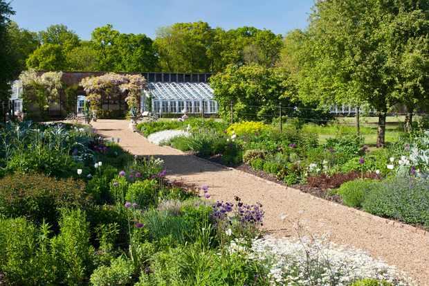 Somerleyton Hall Gardens
