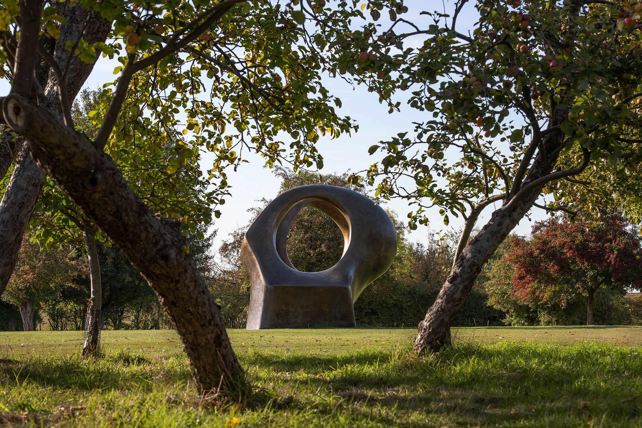 Henry Moore Studio and Gardens