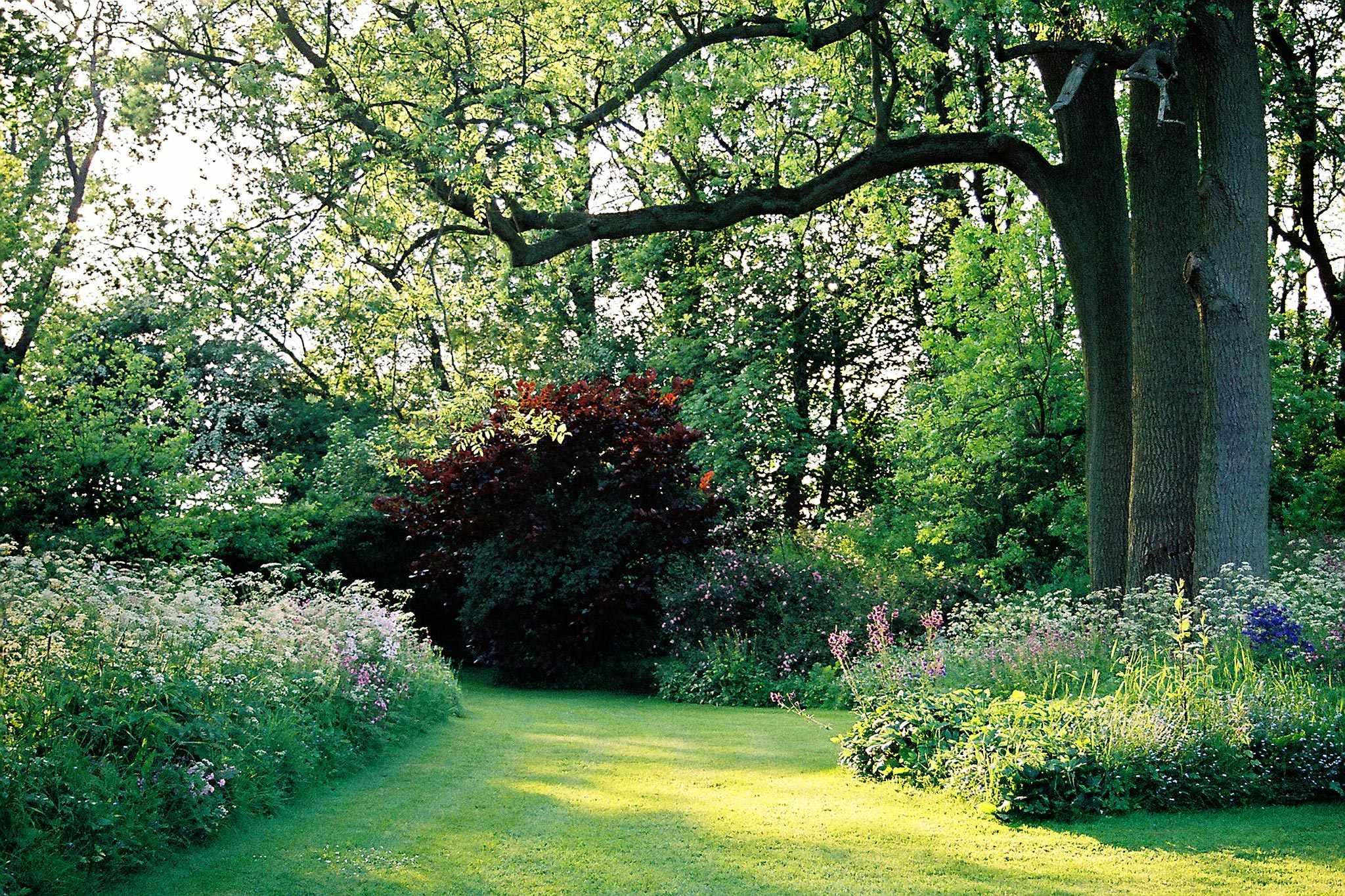 Shandy Hall Gardens