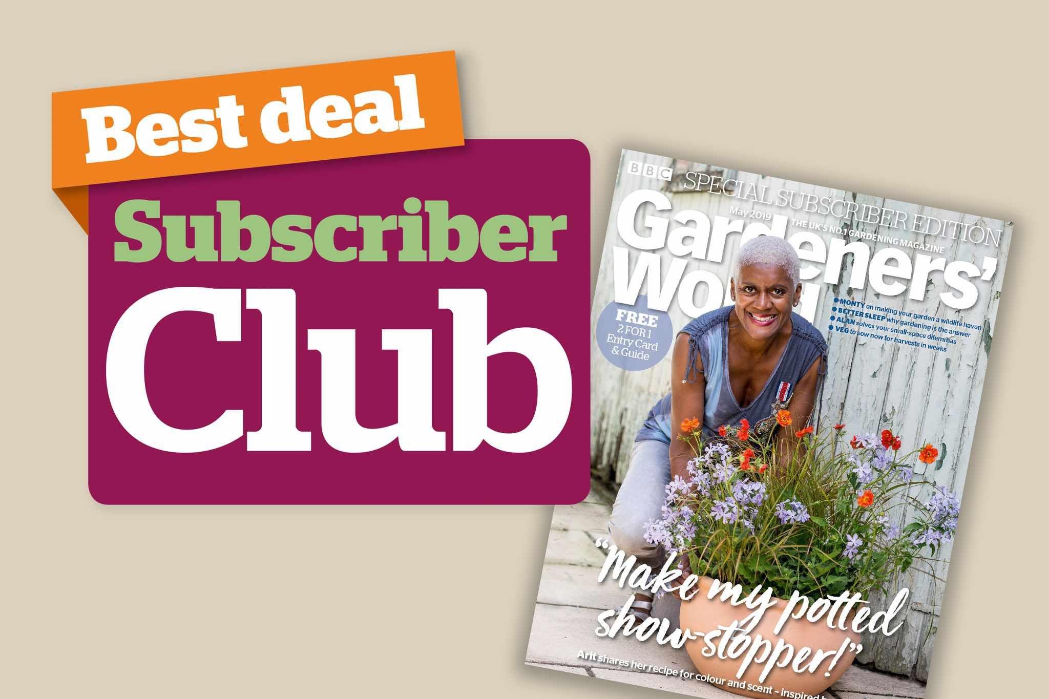 Subscriber Issue Arit Edition - May 2019