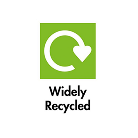 Widely Recycled logo