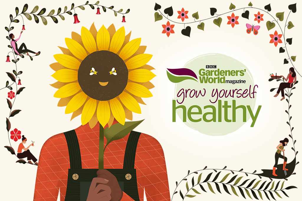 Grow Yourself Healthy - Boosting your happiness
