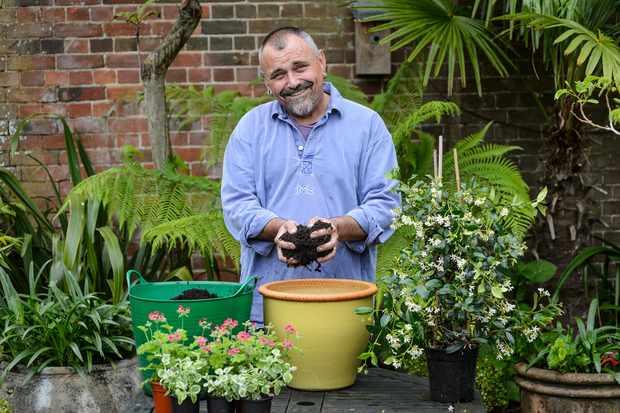 David Hurrion, Gardeners' World Magazine Associate Editor