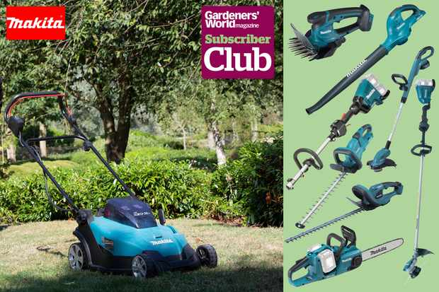 Subscriber competition, win Makita power tools