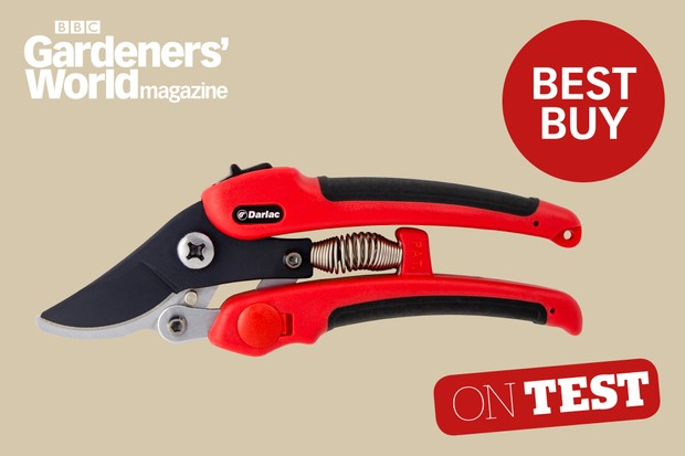 Darlac Compound Action Pruner DP332 secateurs review