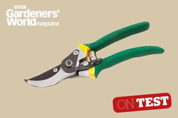 Lasher Bypass Secateurs