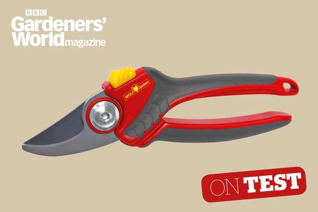 Wolf Garten Bypass RR 4000 secateurs review
