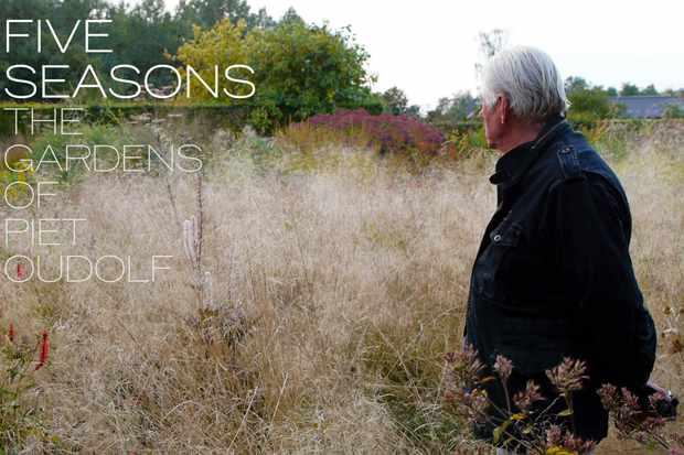 New film Five Seasons: The Gardens of Piet Oudolf