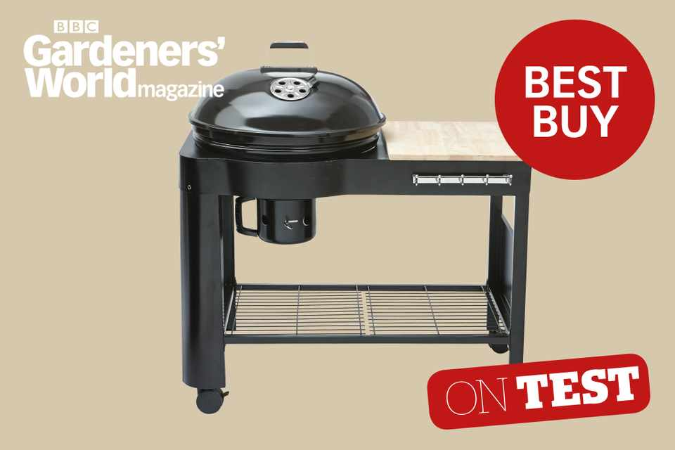 Portland trolley charcoal barbecue review