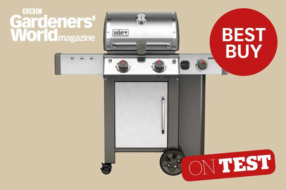 Weber Genesis II gas barbecue review