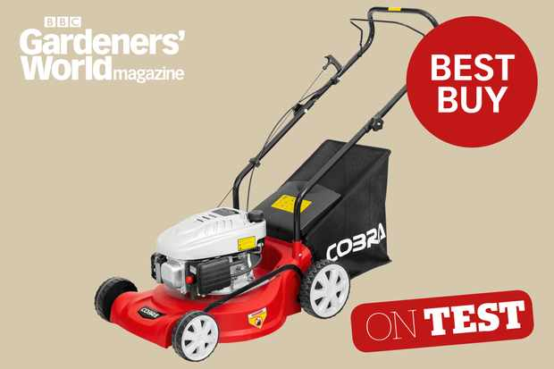 Cobra M41C petrol mower review