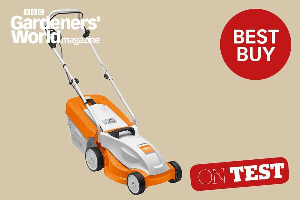 Stihl RME 235 mower review