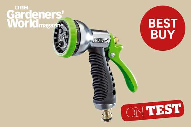 Draper 7 Pattern Aluminium Spray Gun