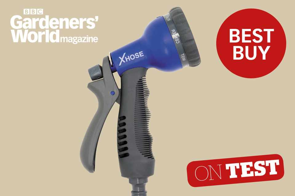 XHose 8 Speed Spray Nozzle