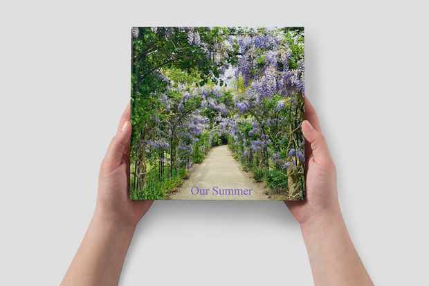Save 15% on printed photo album from Bob Books