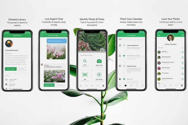 Free 3-month trial of Smart Plant app