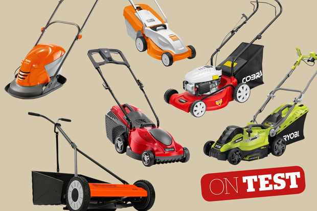 Lawn mower reviews from BBC Gardeners' World Magazine