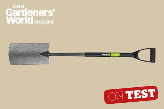 Draper carbon Steel digging spade review