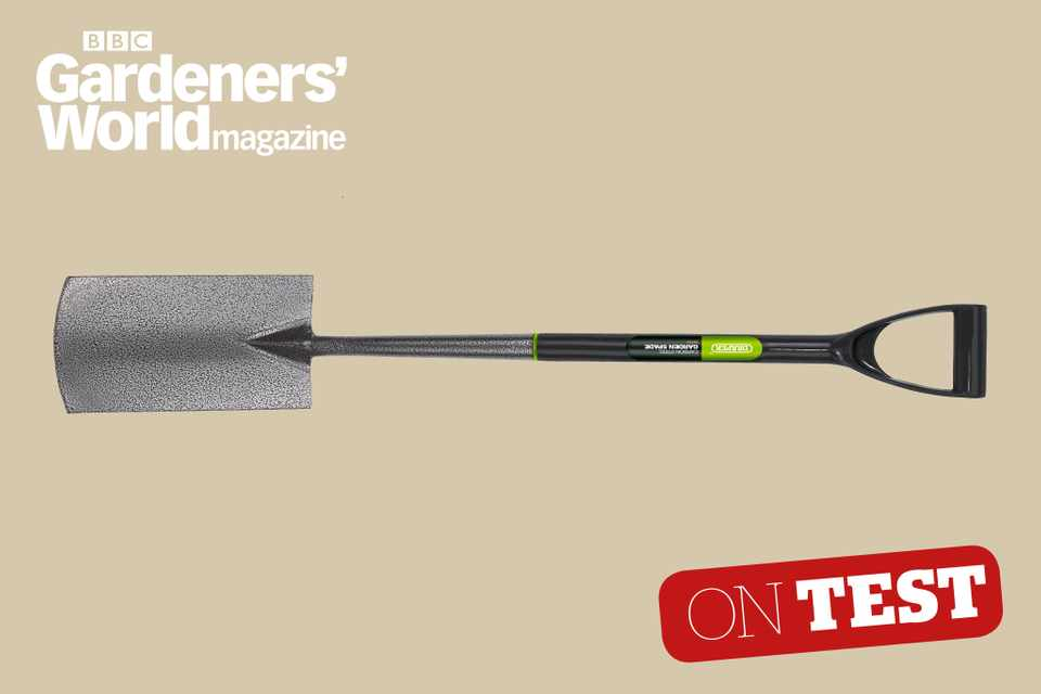 Draper carbon Steel digging spade review