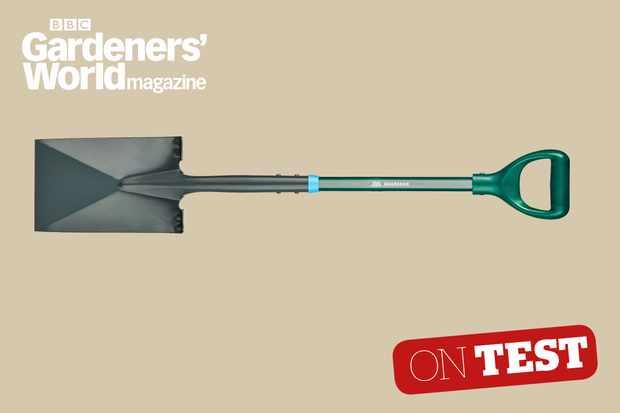 MacGregor Carbon digging spade review