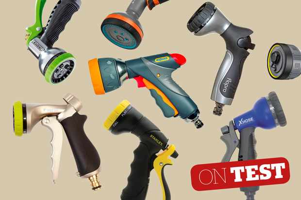 Spray gun reviews from BBC Gardeners' World Magazine