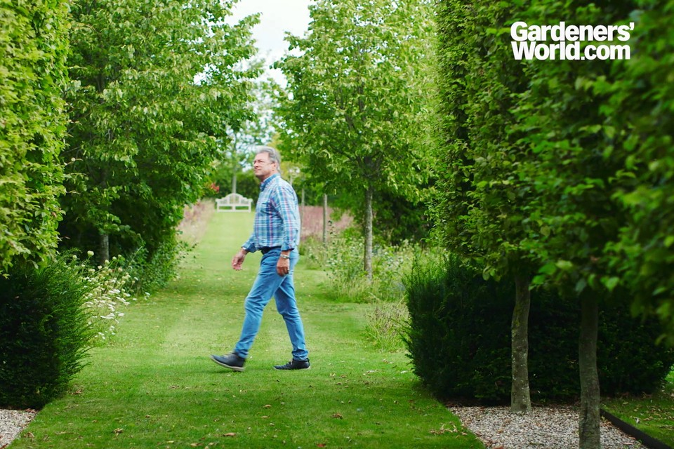 My Garden Alan Titchmarsh Bbc Gardeners World Magazine