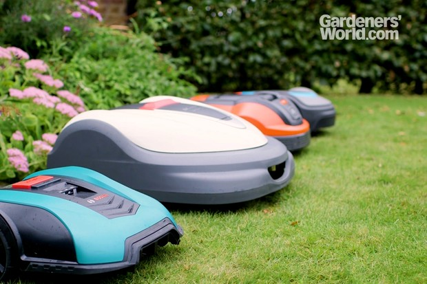 10 best robotic mowers
