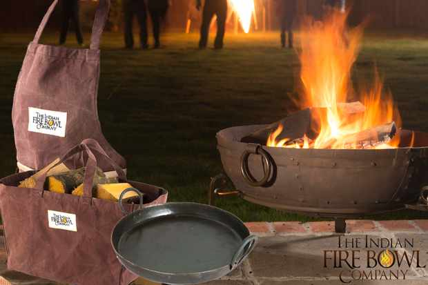 Win a fire bowl kit from The Indian Firebowl Company