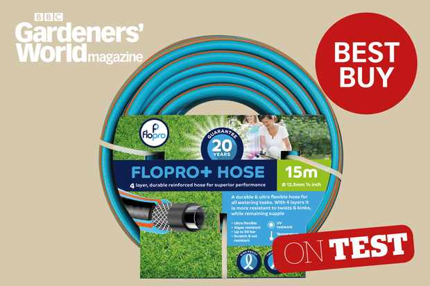 Flopro+ garden hose review - BBC Gardeners' World Magazine