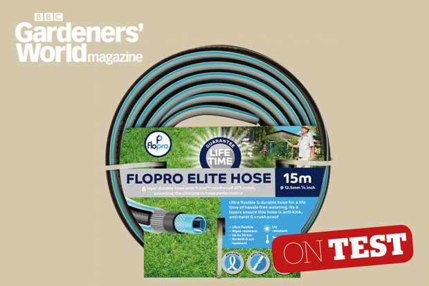 Flopro Elite garden hose review - BBC Gardeners' World Magazine